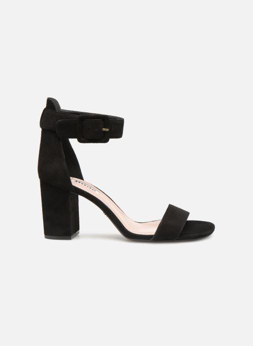 Sandales et nu-pieds Dune London MIRROR Noir vue derrière