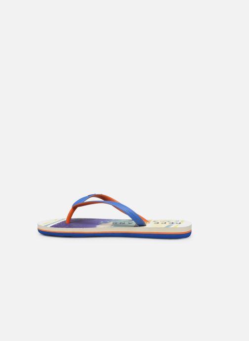 Infradito Pepe jeans Beach Surfer Multicolore immagine frontale