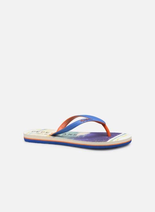 Infradito Pepe jeans Beach Surfer Multicolore immagine posteriore