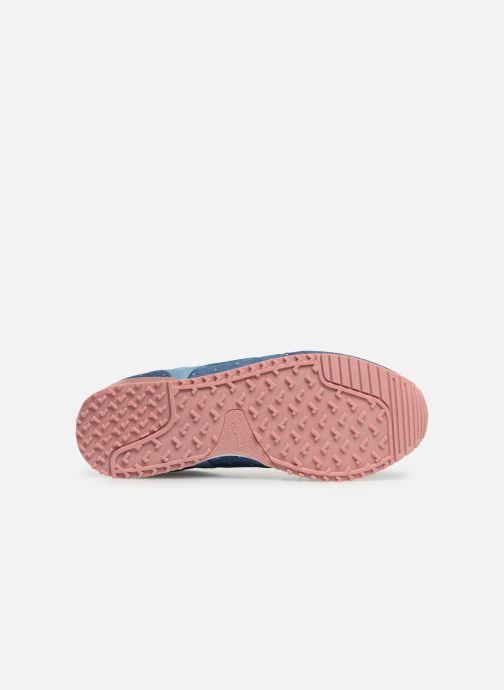 Baskets Pepe jeans Sydney Topos Bleu vue haut