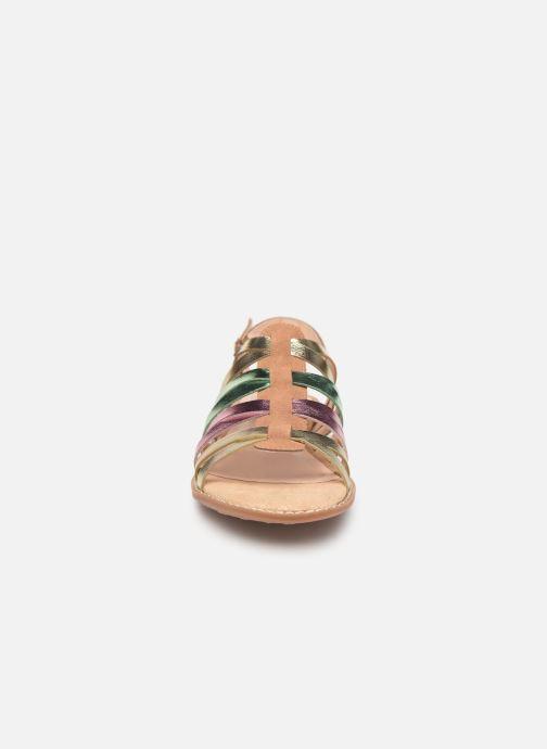 Sandals Pepe jeans Elsa Tiras Metal Multicolor model view
