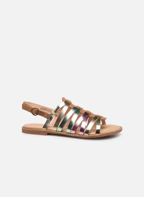 Sandales et nu-pieds Pepe jeans Elsa Tiras Metal Multicolore vue derrière