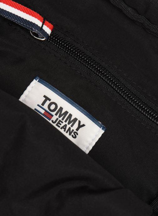 Kleine lederwaren Tommy Hilfiger TJM URBAN TECH REPORTER Zwart achterkant
