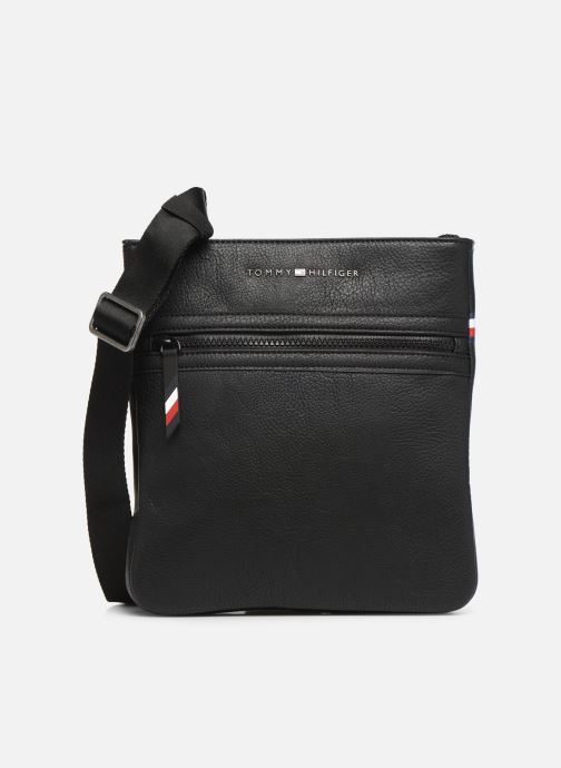 Herrentaschen Tommy Hilfiger ESSENTIAL CROSSOVER schwarz detaillierte ansicht/modell