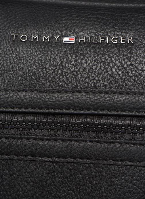 Sacs ordinateur Tommy Hilfiger ESSENTIAL COMPUTER BAG Noir vue gauche