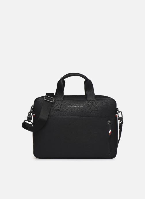 Laptoptaschen Tommy Hilfiger ESSENTIAL COMPUTER BAG schwarz detaillierte ansicht/modell