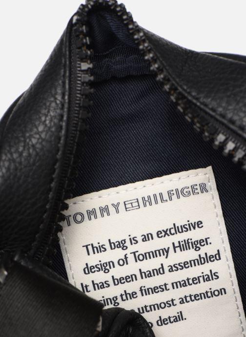 Herentassen Tommy Hilfiger ESSENTIAL MINI REPORTER Zwart achterkant