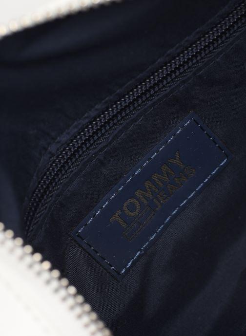 Handtassen Tommy Hilfiger TJW FEMME CROSSOVER Wit achterkant