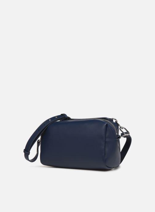 Handtaschen Tommy Hilfiger TJW FEMME CROSSOVER blau schuhe getragen