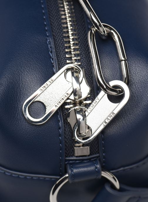 Bolsos de mano Tommy Hilfiger TJW FEMME CROSSOVER Azul vista lateral izquierda