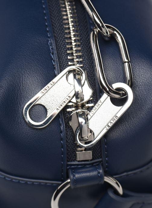 Handtaschen Tommy Hilfiger TJW FEMME CROSSOVER blau ansicht von links