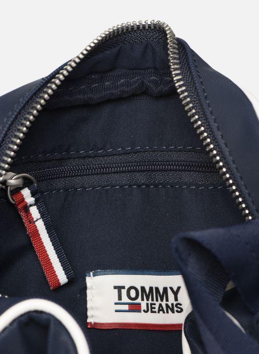 Herentassen Tommy Hilfiger TJM MODERN PREP MINI REPORTER Blauw achterkant