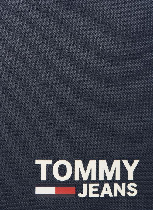 Herentassen Tommy Hilfiger TJM MODERN PREP MINI REPORTER Blauw links