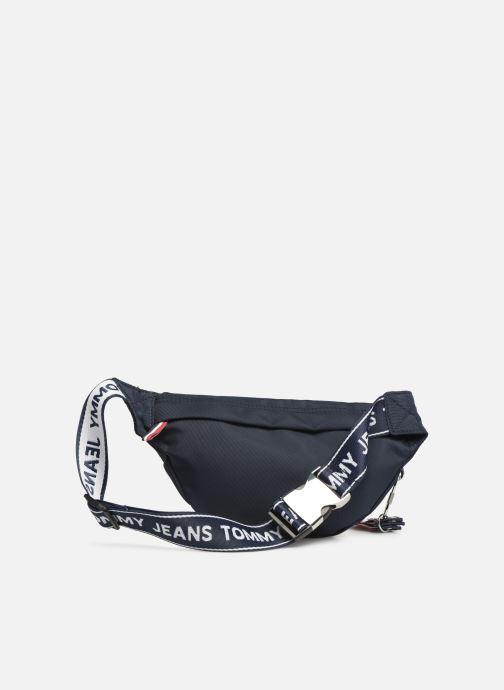 Portemonnaies & Clutches Tommy Hilfiger TJU LOGO TAPE BUMBAG blau ansicht von vorne