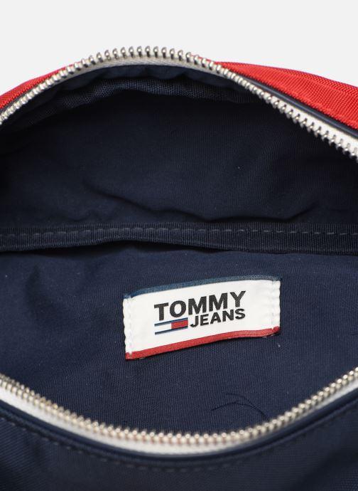 Petite Maroquinerie Tommy Hilfiger TJU LOGO TAPE BUMBAG Bleu vue derrière