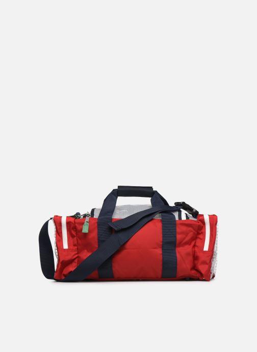 Sporttaschen Tommy Hilfiger TJU HERITAGE DUFFLE HERIT mehrfarbig ansicht von vorne