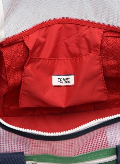 Sacs de sport Tommy Hilfiger TJU HERITAGE DUFFLE HERIT Multicolore vue derrière