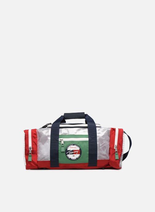 Sporttaschen Tommy Hilfiger TJU HERITAGE DUFFLE HERIT mehrfarbig detaillierte ansicht/modell