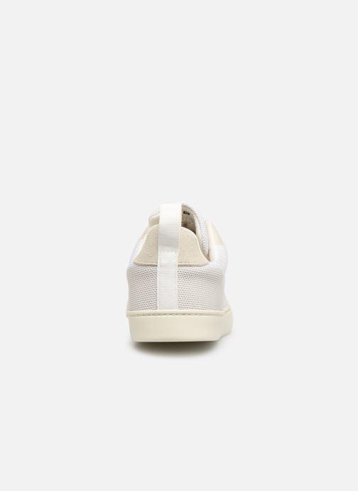 Sneaker Veja V-10 Malha weiß ansicht von rechts