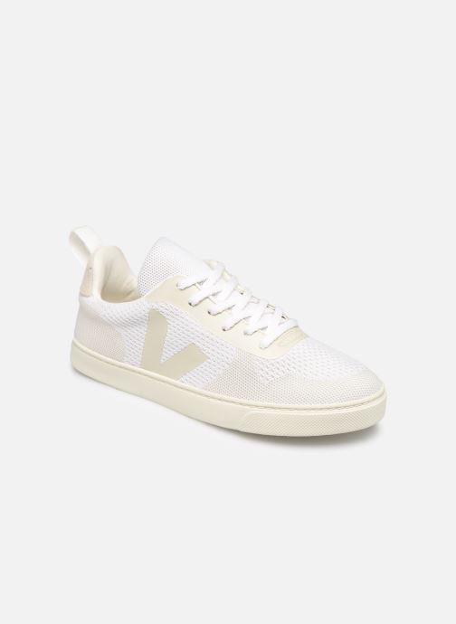 Sneaker Veja V-10 Malha weiß detaillierte ansicht/modell