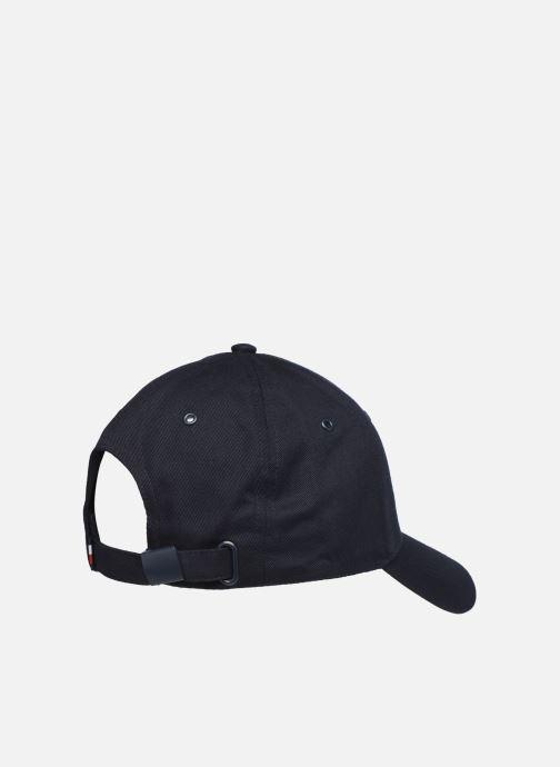 Pet Tommy Hilfiger BIG FLAG CAP Blauw model