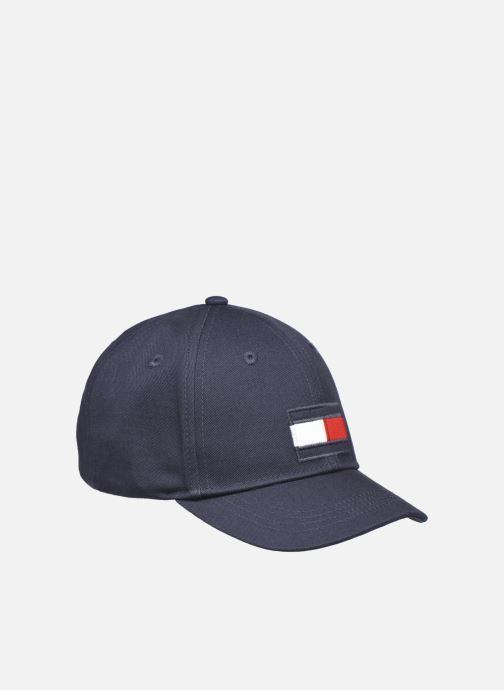 Casquettes Tommy Hilfiger BIG FLAG CAP Bleu vue détail/paire