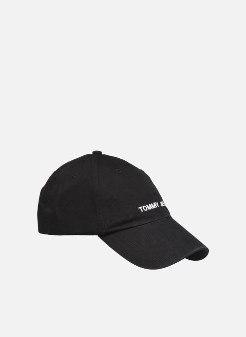 Gorra Tommy Hilfiger TJU SPORT CAP Negro vista de frente