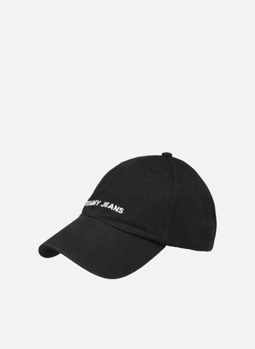Gorra Tommy Hilfiger TJU SPORT CAP Negro vista de detalle / par
