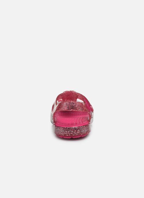 Sandalen Crocs Crocs Isabella Charm Sandal K Roze rechts