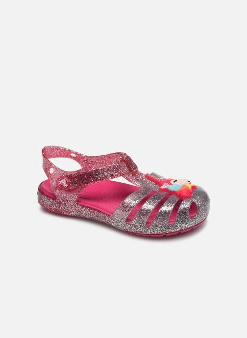 Sandales et nu-pieds Crocs Crocs Isabella Charm Sandal K Rose vue détail/paire