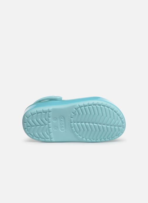 Sandals Crocs Crocband Ice Pop Clog K Blue view from above