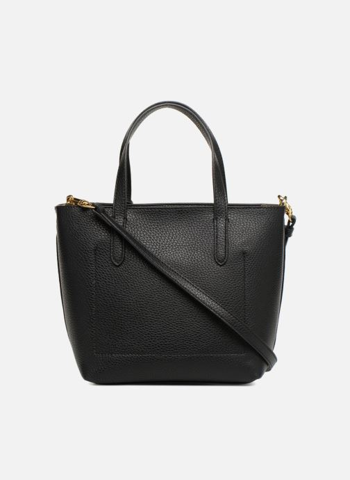 Handtaschen Lauren Ralph Lauren MERRIMACK MINI CROSS REVERS schwarz ansicht von vorne