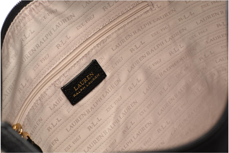 Sacs à main Lauren by Ralph Lauren CHADWICK HOBO M Noir vue derrière