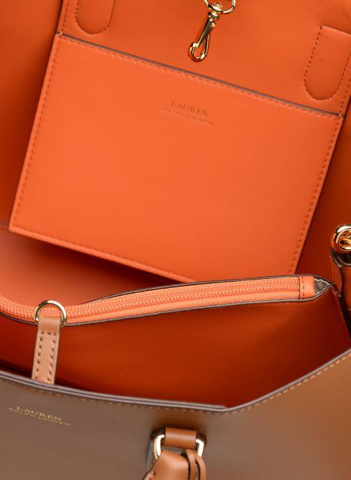 L Lauren Ralph orange Dryden Field Marcy Brown 1v8nRvqw