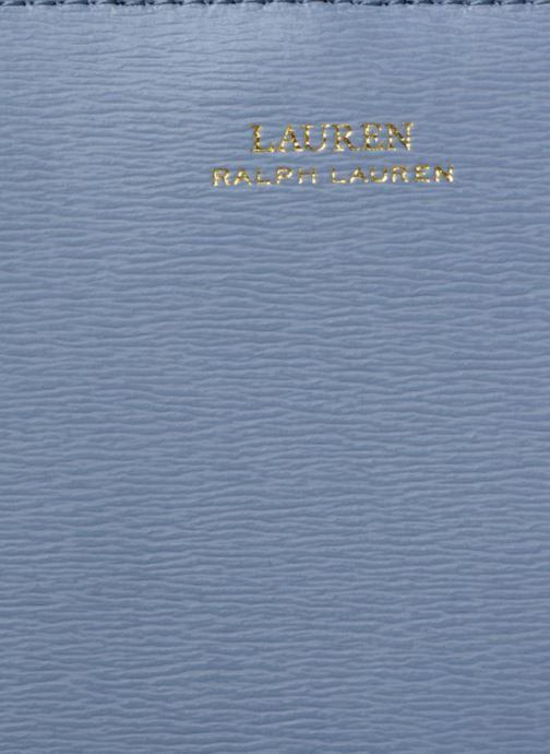azzurro Lauren Satchel Borse M Chez 349119 Ralph Bennington PqPU6p