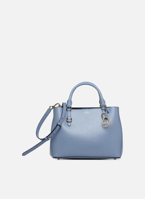 Lauren Ralph Lauren BENNINGTON SATCHEL (Blue) Handbags