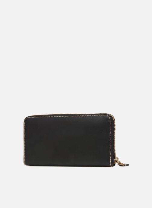 Petite Maroquinerie Lauren Ralph Lauren MILLBROOK ZIP WALLET M Noir vue droite