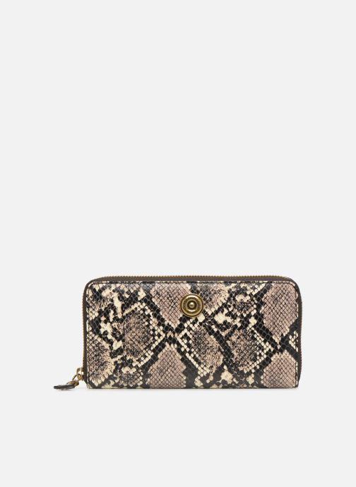 Petite Maroquinerie Lauren Ralph Lauren MILLBROOK ZIP WALLET M Noir vue détail/paire
