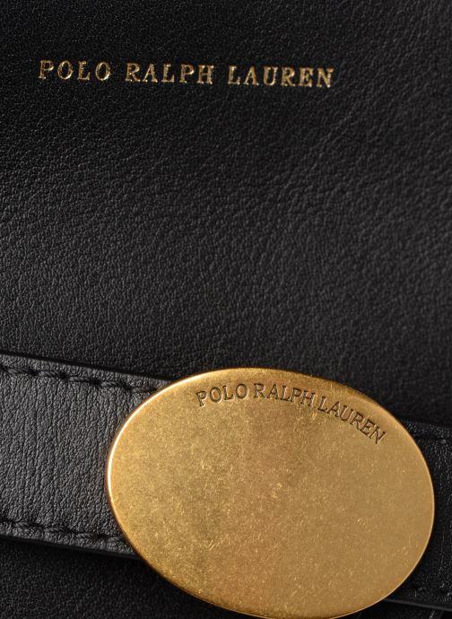 Sacs à main Polo Ralph Lauren GILLY BAG XBDY CROSSBODY M Noir vue gauche