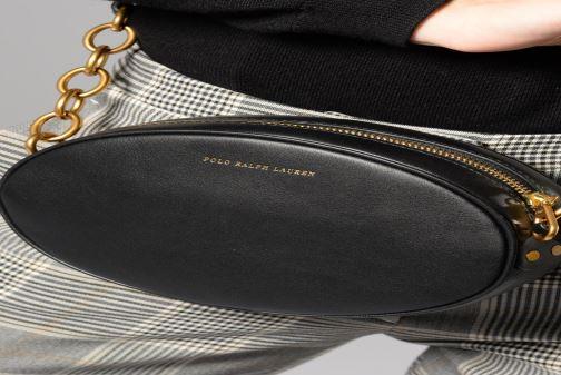 Sacs à main Polo Ralph Lauren GILLY BAG XBDY CROSSBODY M Noir vue bas / vue portée sac