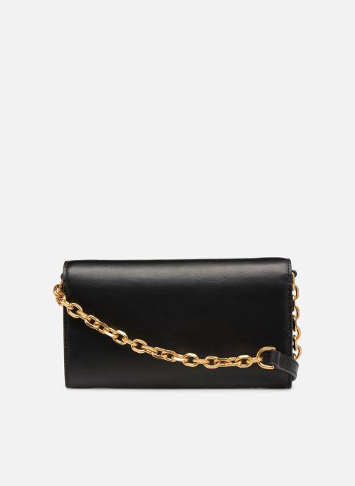 Handtassen Polo Ralph Lauren CHAIN WALLET Zwart voorkant