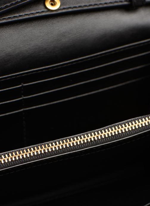 Sacs à main Polo Ralph Lauren CHAIN WALLET Noir vue derrière