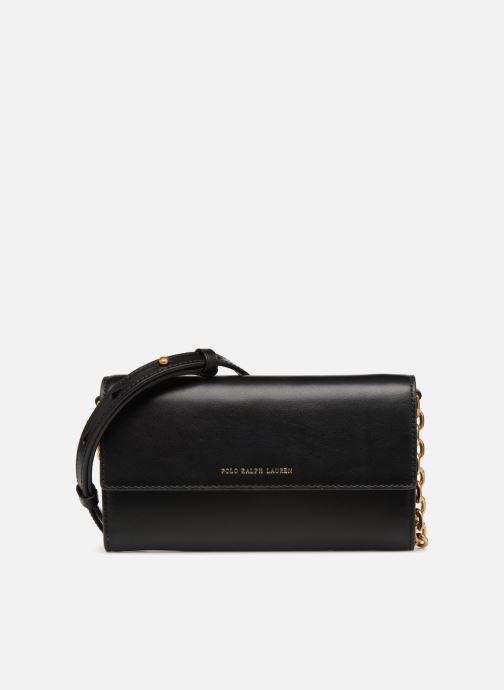Handtassen Polo Ralph Lauren CHAIN WALLET Zwart detail