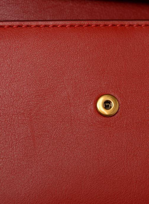 Handtaschen Polo Ralph Lauren CHAIN WALLET rot ansicht von links