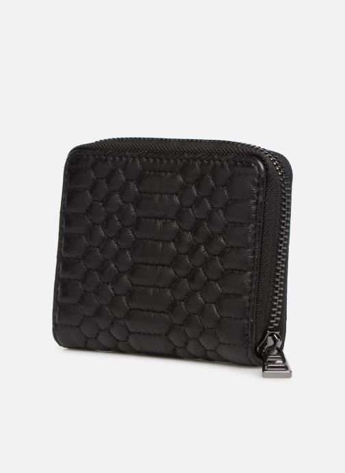 Wallets & cases Zadig & Voltaire MINI ZV MAT Black view from the right