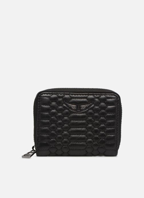 Wallets & cases Zadig & Voltaire MINI ZV MAT Black detailed view/ Pair view