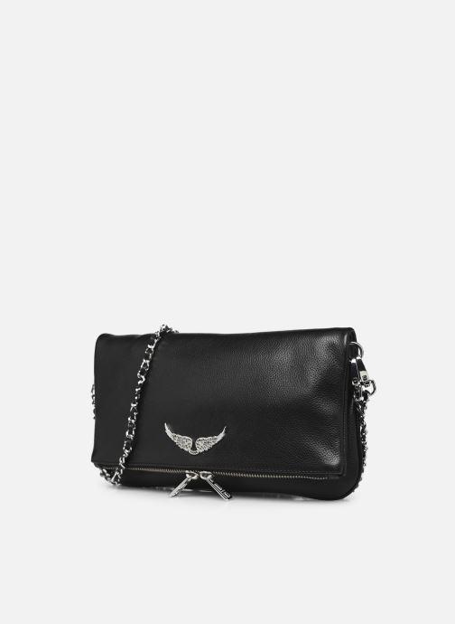 Handtassen Zadig & Voltaire ROCK Zwart model