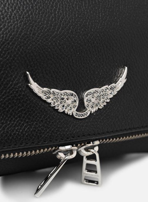 Handtassen Zadig & Voltaire ROCK Zwart links