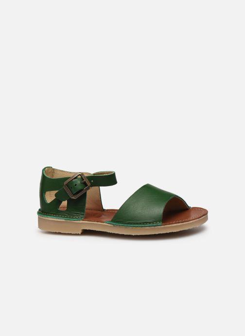 Sandali e scarpe aperte Young Soles Mavis Verde immagine posteriore
