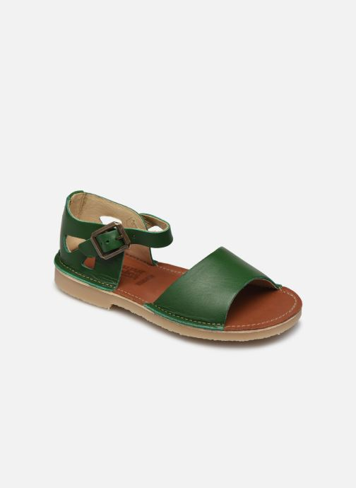 Sandali e scarpe aperte Young Soles Mavis Verde vedi dettaglio/paio